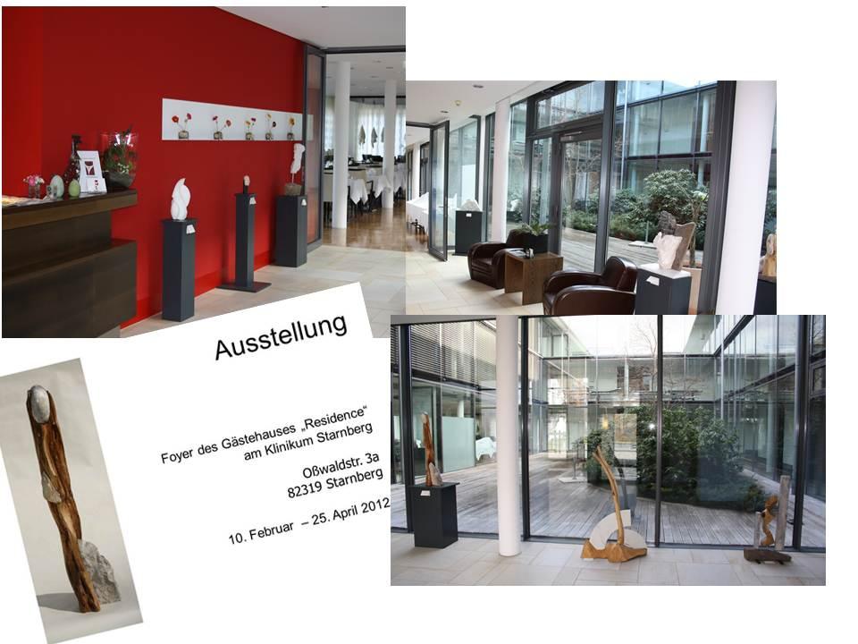 2012, Gästehaus des Kliniums Starnberg