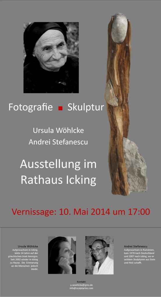 Ausstellung im Rathaus von Icking